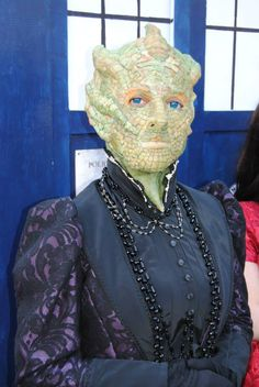 Cosplay Factory — Cosplay Factory presents: Madame Vastra - (...