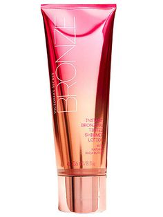 Victoria's Secret Instant Bronzing Tinted Shimmer Lotion