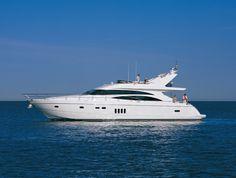 Awesome Yachts | Lady M 21' Motor Yacht
