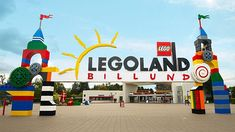 Getting Married In Denmark, Legoland Park, Capital Of Denmark, World Happiness, Europe Continent, Tivoli Gardens, Vacation Deals, Famous Places, White Sand Beach