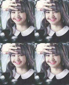 Lisa Manoban Smile