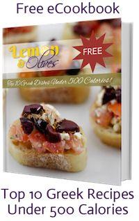 Tzatziki Recipe | Greek Cucumber Yogurt Dip | Lemon & Olives | Greek Food & Culture Blog