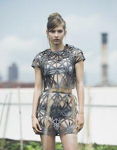 Titania Inglis SS14 WILD fashion