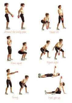 And, Kettlebell Exercises For Women Arms - Peg It Board