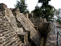 I went here in 2006! forgot what it was called. Xochicalco, Cuernavaca, Morelos, México