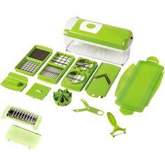 Super Dicer Processador de Alimentos Multifuncional 15 peças - UD+ -Utilidades domésticas - Utensílios e Acessórios - Walmart.com