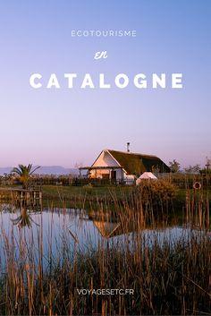 Le delta de l'Ebre au sud de la Catalogne est l'endroit idéal pour faire de l'écotourisme. Rizière, réserve naturelle ornithologique, vélo, un bonheur pour tous ceux qui aiment les vacances en pleine nature. #catalogne #macatalogne
