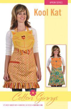 Cotton Ginny's Apron Series Patterns
