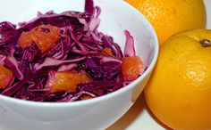 Cabbage Orange Salad