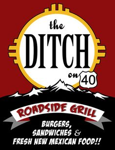 The Ditch On 40 : Burgers, Sandwiches and New Mexican Food in Fraser, CO
