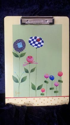 Clipboard-Whimsical (Shara Reiner pattern)