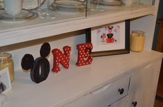 We Heart Parties: Party Information - Gabbie's First Birthday