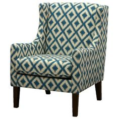 $138 THESE ARE THEM! @cjmiles7  Jackson Wingback Chair - Solids