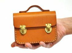 ミニチュア鞄 手のひらサイズ