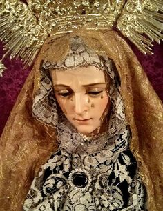MARIA SANTISIMA DE LA ESPERANZA MACARENA de Richmond VA   Flickr - Photo Sharing!