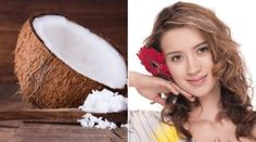 Natural Skin Remedies How to Use Coconut to Lighten the Skin Tone at Home - Just a little coconut oil and some other natural home ingredients give a great natural skin whitening and enhance your looks. Beauty Tips For Skin, Beauty Skin, Beauty Hacks, Hair Remedies For Growth, Skin Care Remedies, Hair Growth, Natural Skin Whitening, Natural Skin Care, Natural Beauty