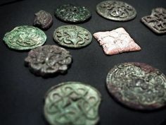 Viking coins they had a common money used for their trade. Their money is only central to them though.