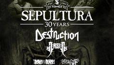 Anggota Sepultura Umumkan 30th Anniversary Tour