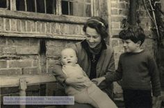 Anne Morrow Lindbergh with sons Land and Jon. The Manuscripts and Archives Digital Images Database (MADID) Anne Morrow Lindbergh, Charles Lindbergh, Image Database, Digital Image, Planes, Famous People, Sons, The Past, University