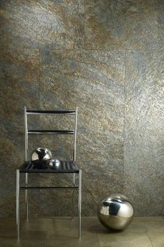 Phillip Jeffries Ltd. introduces a new way to cover walls with GEOLOGY. Authentic honed slate is sold in a flexible panel format, creating a...