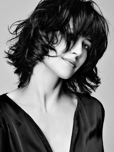 Sophie Danièle Sylvie Maupu known as Sophie Marceau - French actress, director, screenwriter, and author. Photo by Felix Lammers Beautiful People, Beautiful Women, Bond Girls, French Beauty, French Actress, Braveheart, Jolie Photo, Black And White Portraits, Famous Faces