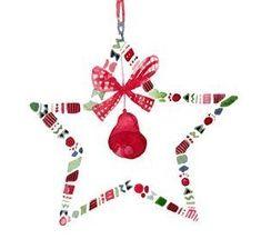 Christmas Stars, Christmas Ornaments, Holiday Decor, Christmas Jewelry, Christmas Decorations, Christmas Decor