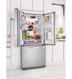 Exceptionnel Best 30 Inch French Door Refrigerators (Reviews / Ratings / Prices)