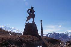 Puertos de 4280 metros en el Pamir