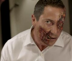Grimm | Still trying to figure out what kind of wesen he is???