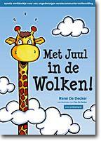werkboekje, eerste communie, juul de giraf, met juul in de wolken,