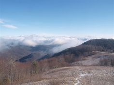 Webcams » Great Smoky Mountains National Park, View from Purchase Knob