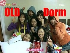 SNSD - All About Girls' Old Dormitory - YouTube