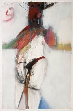 rick bartow, painting, art
