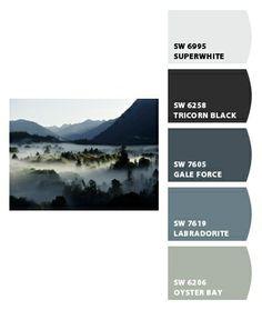 Gray Interior Paint Ideas