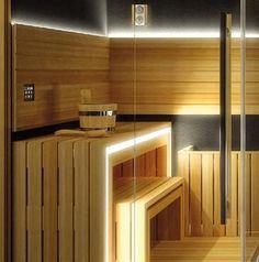 Sauna in my home?...sure!