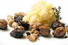 Trinxat de patata y butifarra para #Mycook http://www.mycook.es/receta/trinxat-de-patata-y-butifarra/