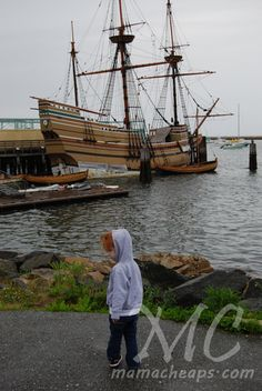 Boston with Kids: TONS of different places to take the kids when you're visiting the Boston, MA area.