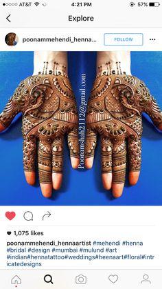 Bridal Mehndi Designs, Henna Designs, Mehndi Desighn, Disney Up, Henna Patterns, Mehendi, T 4, Art Work, Creative