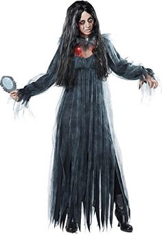 California Costumes Bloody Mary Haunting Spirit Adult Halloween Costume XS -- ** AMAZON BEST BUY **