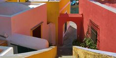 Ventotene island, italy