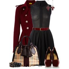 """Burberry World Contest #2"" by angkclaxton on Polyvore"