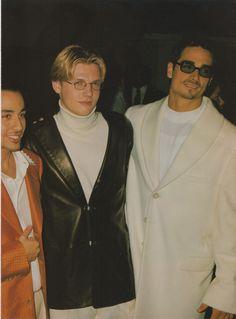 Howie Dorough, Nick Carter, Kevin Richardson