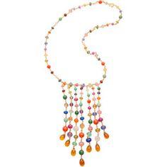 WOW - Spun Sugar Balustrade Necklace