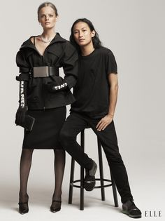 ELLE Previews Alexander Wang x H&M