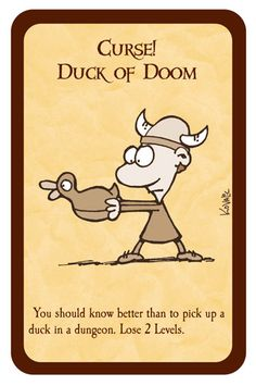 Munchkin card game. Dungeon delving without the roleplaying. Munchkin is one of…