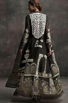 Shop the Nida Azwer Official Website. Pakistani Fashion Casual, Abaya Fashion, Indian Fashion, Fashion Dresses, Pakistani Dresses, Indian Dresses, Indian Outfits, Estilo Abaya, Fashion Mode