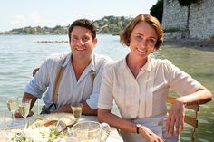 The Durrells star Keeley Hawes reveals why she hopes Louisa won't end up with Spiro Period Drama Movies, British Period Dramas, The Durrells In Corfu, Gerald Durrell, Family Channel, Be With You Movie, Drama Series, Tv Series, Original Recipe