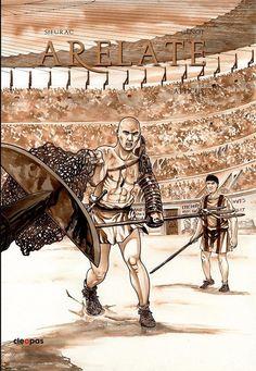 Devenir gladiateur Initiez-vous aux techniques des combats antiques ! Rendez-vous un samedi par mois de septembre 2014 à avril 2015 #ARELATE #ARLES