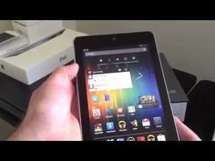 Google Nexus 7 32GB Wi Fi Tablet by Asus with Charger Bundle Free Shipping | eBay