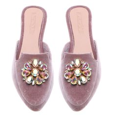 220f03a8624f1 Rochester. Rochester - Women s Handmade Jeweled Mules